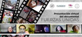 Presentan en CDHCM el documental Fuerzas Unidas, sobre la búsqueda de personas desaparecidas en México