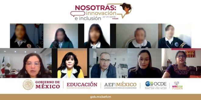 Llama CDHCM a impulsar inclusión educativa desde la emergencia sanitaria