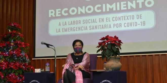 Galería: Entrega del Reconocimiento CDHCM a la labor social en el contexto de la emergencia sanitaria por COVID-19