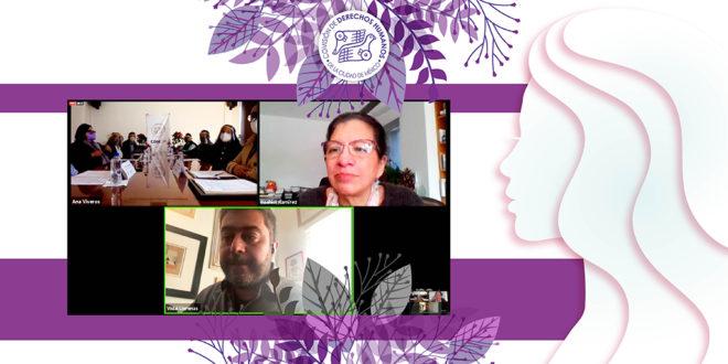 Galería: Taller «Perspectiva de Género y Derecho a la Movilidad de las Mujeres»