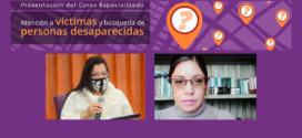 CDHCM y la Comisión de Búsqueda de Personas de la Ciudad de México brindan capacitación en materia de atención a víctimas y búsqueda de personas