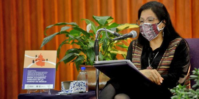 Galería: Diagnóstico sobre Personas que en el Ejercicio de su Derecho a la Libertad de Expresión se encuentran en situación de Desplazamiento Forzado en CDMX