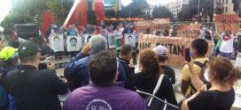 Galería: CDHCM acompañó mitin #Ayotzinapa76Meses