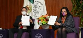 Formaliza CDHCM colaboración con la Procuraduría de los Derechos Humanos de Guatemala