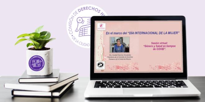 Galería: Sesión virtual: Género y salud en tiempos de COVID-19