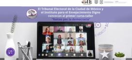 Galería: Primer curso-taller «Raíces por la democracia»