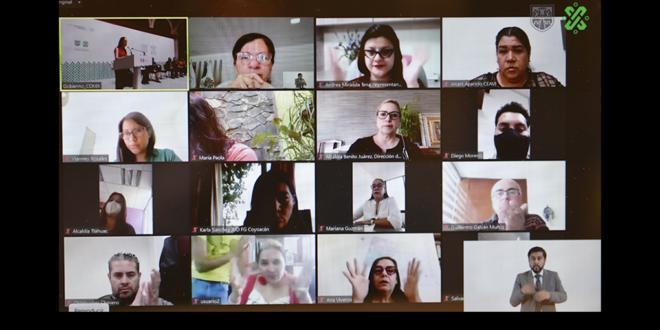 Galería: Presentación de avances de la alerta por violencia contra las mujeres en la CDMX