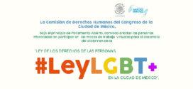 Galería: #LeyLGBT+ en la CDMX