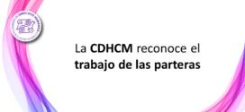 La CDHCM  reconoce el trabajo de las parteras