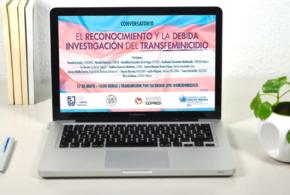 Galería: Conversatorio «El reconocimiento y la debida investigación del #transfeminicidio»