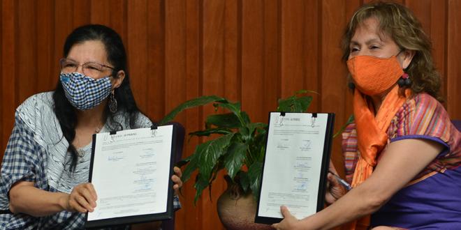 Galería: Firma de Convenio de Colaboración entre CDHCM y el INBAL