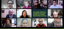 Galería: Foro «Agenda Pendiente de los Derechos Culturales, a 10 años de la Reforma Constitucional de los DDHH»