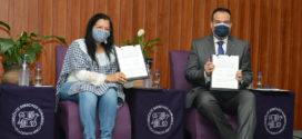 CDHCM e INFO CDMX firman Convenio Marco de Colaboración
