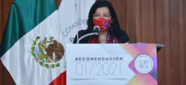CDHCM emite Recomendación 01/2021 por la omisión de garantizar una vida libre de violencia a mujeres privadas de libertad