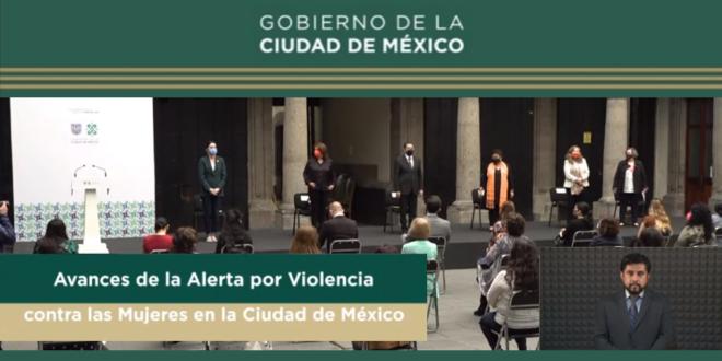 Galería: Avances de la Alerta por Violencia contra las Mujeres en la CDMX