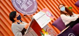 Discurso de la Presidenta de la CDHCM, Nashieli Ramírez Hernández, en la presentación de la Recomendación General 01/2021, realizada en la sede de este Organismo