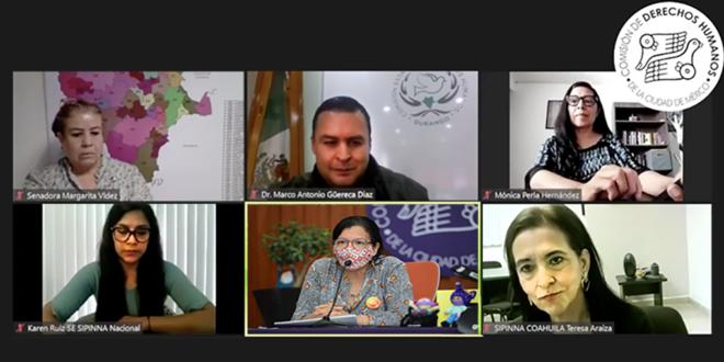 Galería: Presentación resultados de Consulta #CaminitodelaEscuela, Reporte de los Estados de Durango y Coahuila