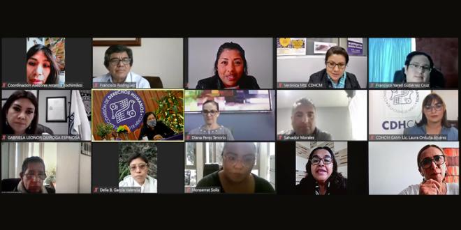 Galería: Presentación de la Consulta #CaminitodelaEscuela Alcaldías Cuajimalpa, Cuauhtémoc, Gustavo A. Madero, Miguel Hidalgo, Milpa Alta, Tláhuac y Xochimilco