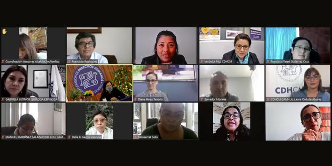 Presenta CDHCM resultados de la Consulta #CaminitodelaEscuela en las alcaldías Cuajimalpa, Cuauhtémoc, Gustavo A. Madero, Miguel Hidalgo, Milpa Alta, Tláhuac y Xochimilco