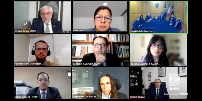 Competencia universitaria sobre derechos humanos «Sergio García Ramírez», impulsa el conocimiento de los estándares internacionales en la materia