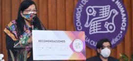 CDHCM emite Recomendaciones 05, 06 y 07 del 2021 por muertes al interior de reclusorios capitalinos