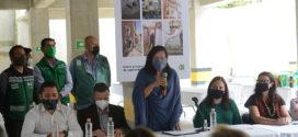 Galería: CDHCM atestigua entrega de edificio a familias damnificadas de Pacífico 223