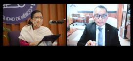 CDHCM firma Convenio con la Defensoría de los Derechos Universitarios de la UAM