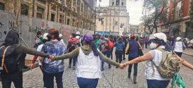 Galería: CDHCM acompaña movilizaciones del #28S