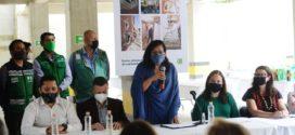 CDHCM atestigua entrega de edificio a familias damnificadas en Coyoacán