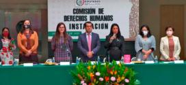 Galería: Instalación de la Comisión de Derechos Humanos de la Cámara de Diputados
