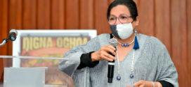 Discurso de la Presidenta de la CDHCM, en la entrega de Reconocimientos «Digna Ochoa y Plácido»