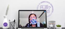 Discurso de la Presidenta de CDHCM, Nashieli Ramírez, en el conversatorio Derechos Humanos: El desafío para las mujeres ante la COVID-19